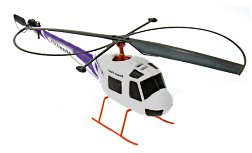Less controllable 2 channel rc heli