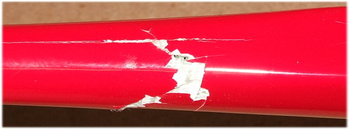 Fibreglass fuselage repair - broken FlyFly Freebird fuselage