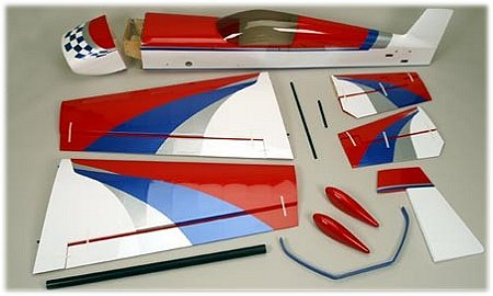 Model Airplane Kits : Construction Methods