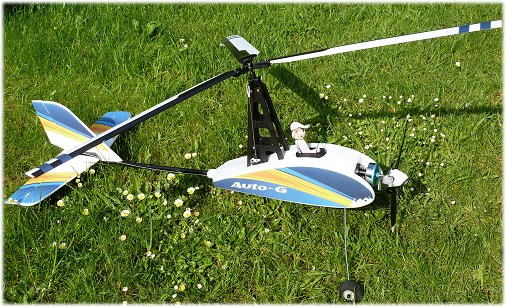 RC Autogyros - Where Plane Meets Heli