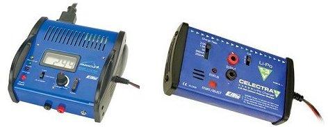 An NiMH & Li-Po battery charger