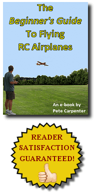 Beginner's Guide To Flying RC Airplanes