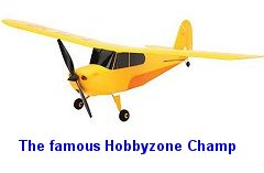 HobbyZone Champ