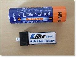 Flight battery