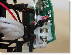 Feedback potentiometer