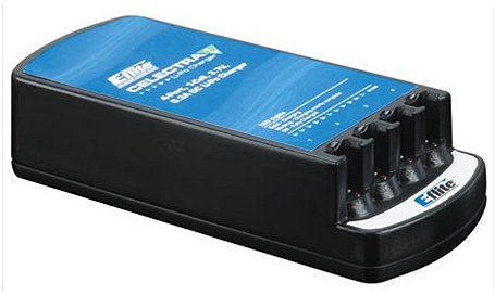 E-flite Celectra charger for micro 1S cells