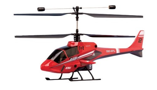 The E-flite Blade CX 2 helicopter