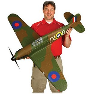 A PNP Hawker Hurricane