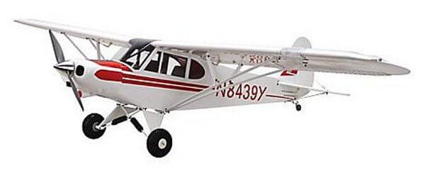 The E-flite Super Cub ARF plane