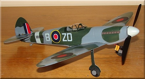 The eRC Spitfire