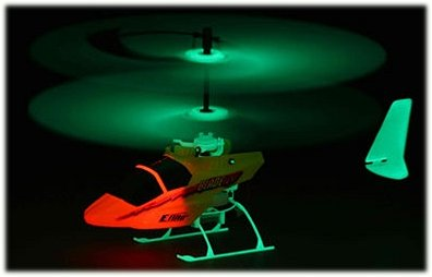 Glow in the dark Blade mCX!