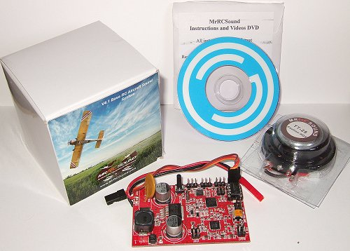 The MrRCSound system can be bought through RC Airplane World