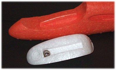 Nouveau micro planeur multiplex le fox - Comment couper de la mousse proprement ...