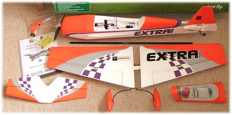 ParkZone Extra 300 parts