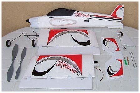 A Plug-N-Play rc airplane