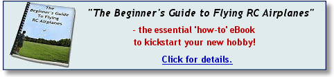 Beginners Guide To Flying RC Airplanes ebook