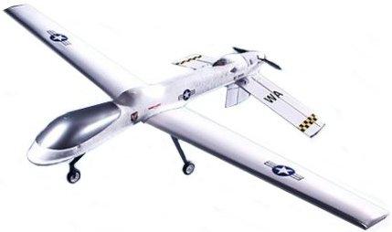An RC Predator UAV for rc aerial photography
