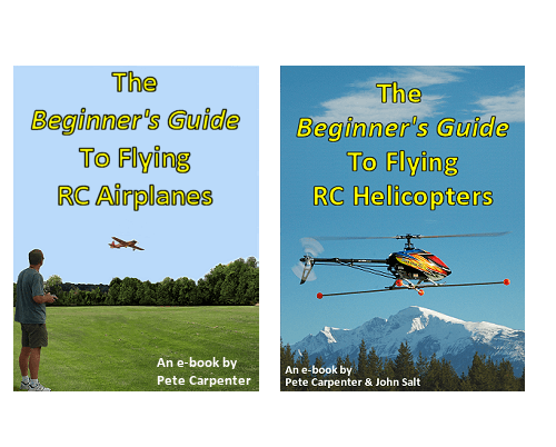The Beginner's Guide To Flying RC Airplanes and Helicopters ebooks