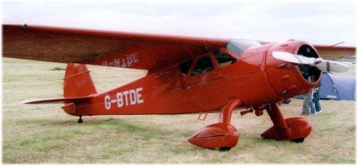 Full size Cessna C-165 Airmaster