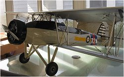 1:10 scale RC Fairey Swordfish plan