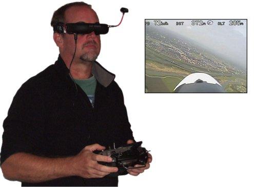 RC FPV flying is fun!