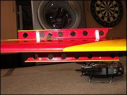 Airbrakes on the Lunak