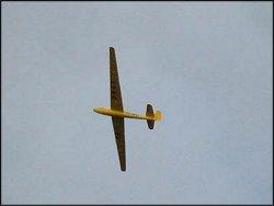 The Lunak on its maiden flight