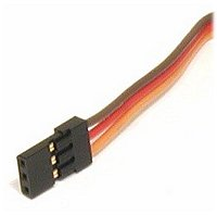 A typical servo connector