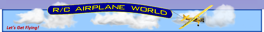 RC Airplane World - Beginner's RC Flying Guide