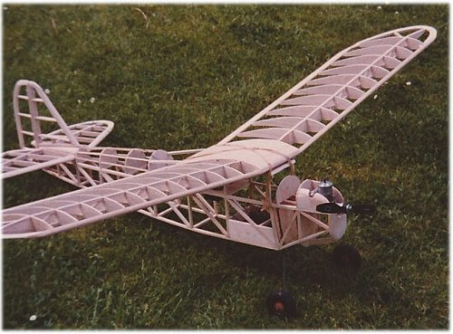 Vintage Rc Airplanes