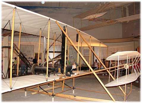 The Megatech Wright Flyer