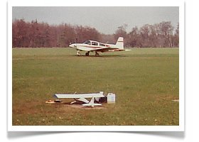Our club flying site
