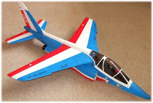 Art-Tech Alpha Jet