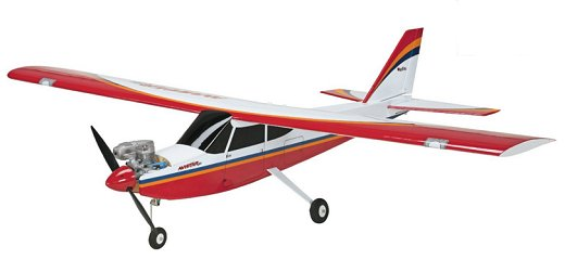 Gas RC Airplanes