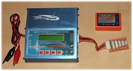 Balancing chargers for Li-po packs