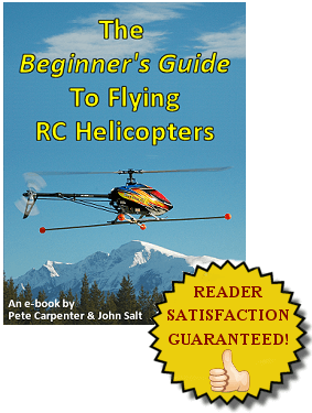 Beginner's Guide To Flying RC Helicopters