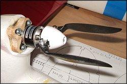 Ply motor mount & folding blades