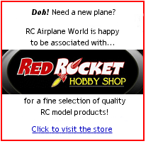 Browse Red Rocket Hobbies for rc airplanes