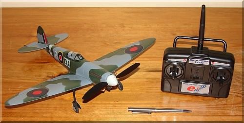 The micro eRC Spitfire