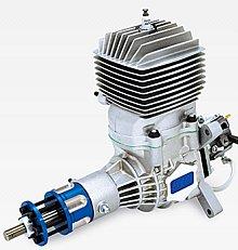 Evolution gas rc plane engine