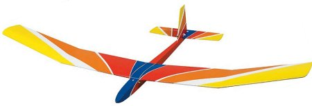 Gentle Lady RC glider