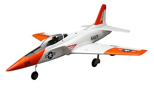 The E-flite Habu micro rc jet