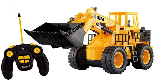 RC construction toys for kids
