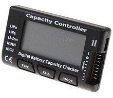 Li-Po voltage checker