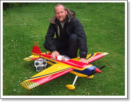 Pete with an Edge 540