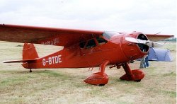 Large scale RC Cessna Airmaster plan