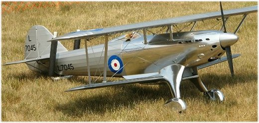 The Bob Bishop RC Fairey Fantome