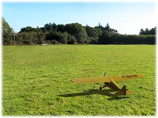 Flying your rc airplane from private land