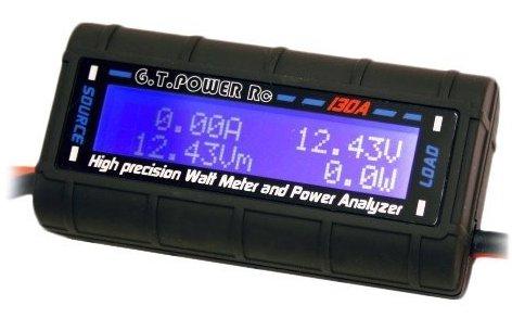 An RC Watt meter