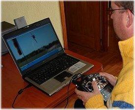 Me G4'ing on my laptop